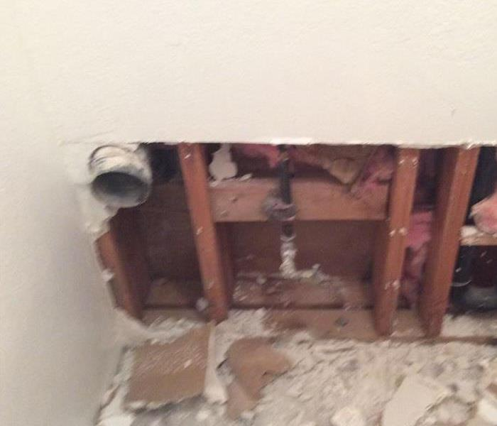 Cause of Water Damage