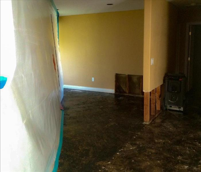 Extensive Home Water Damage
