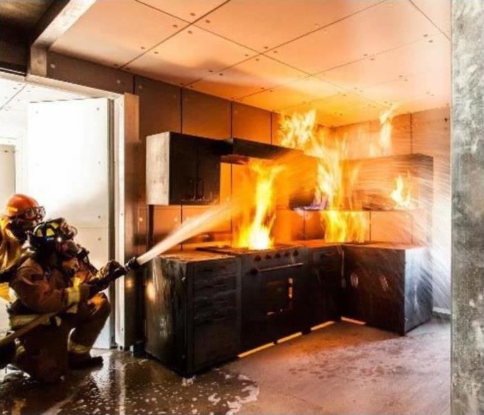 Fire Damage Cooking: The #1 Cause of Home Fires