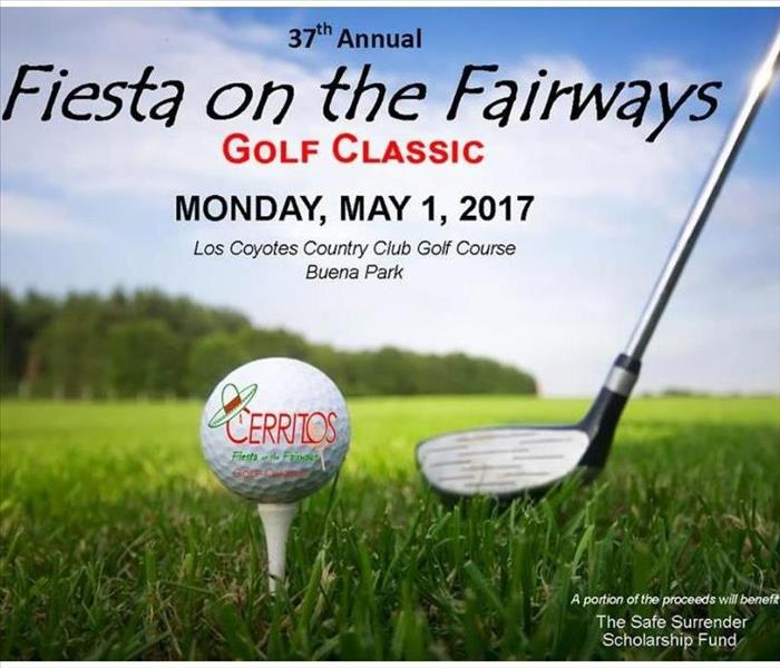 Community Golfing for a great cause!