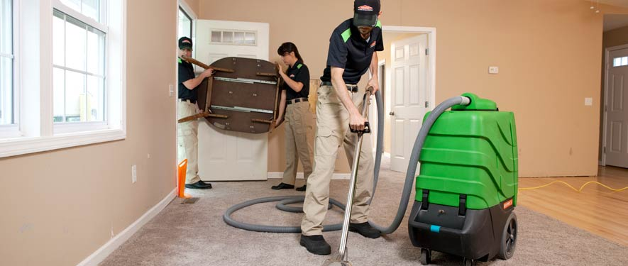 Cerritos, CA residential restoration cleaning